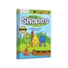 """فيديو تعلم الأشكال  """"Meet the Shapes"""""""
